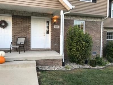 1250 W Adams Hill Circle, Bloomington, IN 47403 - MLS#: 201848215