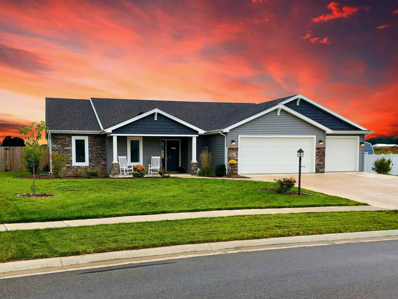 3053 E Pickett Lane, Columbia City, IN 46725 - MLS#: 201848318