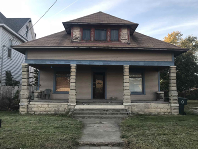 1313 S Hoyt Avenue, Muncie, IN 47302 - MLS#: 201848369