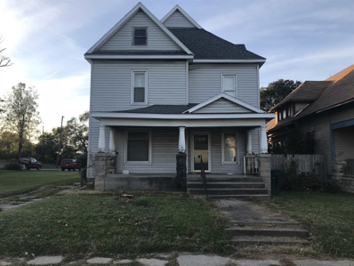 1317 S Hoyt Avenue, Muncie, IN 47302 - MLS#: 201848400