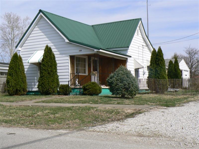 159 NW 3RD Street, Linton, IN 47441 - #: 201848786
