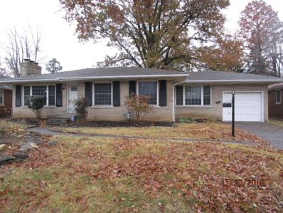 112 S Lincoln Park Drive, Evansville, IN 47714 - #: 201849040