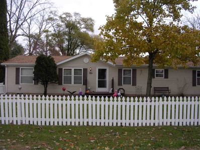 9914 N Happiness Dr, Syracuse, IN 46567 - MLS#: 201849217