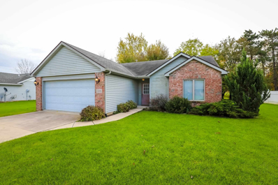 108 W Whispering Lane, South Whitley, IN 46787 - #: 201849229