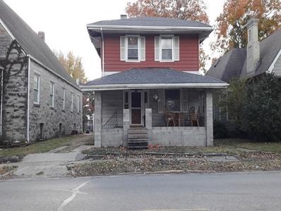 821 Hart Street, Vincennes, IN 47591 - #: 201849490