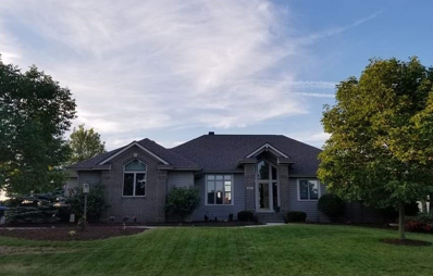 8831 Connemarro Court, Fort Wayne, IN 46835 - MLS#: 201849512