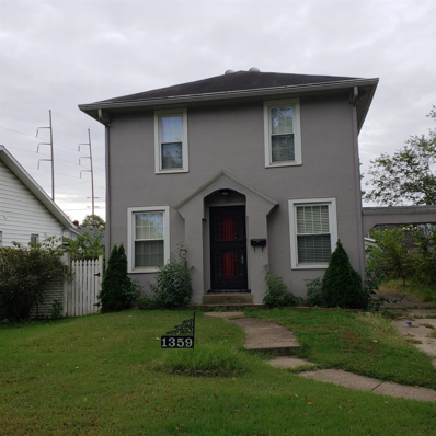 1359 Ravenswood, Evansville, IN 47714 - #: 201849559