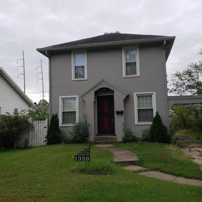 1359 Ravenswood Drive, Evansville, IN 47714 - #: 201849559
