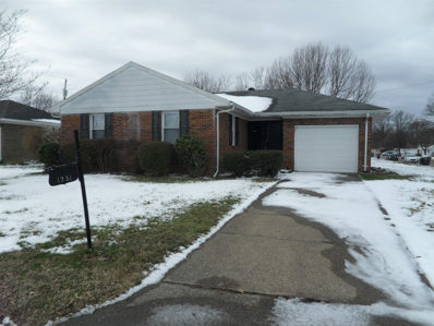 1751 Joyce Avenue, Evansville, IN 47714 - #: 201849726