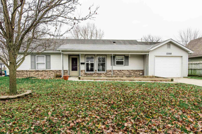 1208 W Central, Bluffton, IN 46714 - #: 201849817