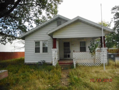 1612 E Koch Avenue, Evansville, IN 47714 - #: 201850054