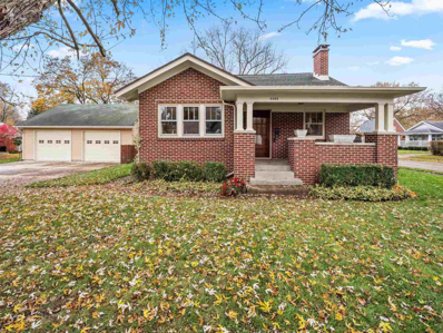 6402 Old Trail Road, Fort Wayne, IN 46809 - #: 201850143