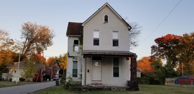 1312 Parrett, Evansville, IN 47713 - #: 201850150