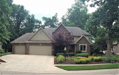 6615 Cherry Hill Parkway, Fort Wayne, IN 46835 - MLS#: 201850391