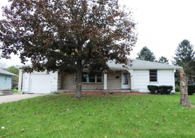 928 Mayflower Circle, South Bend, IN 46619 - #: 201850868