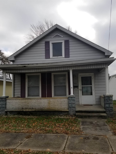 405 E Flora Street, Washington, IN 47501 - #: 201851139