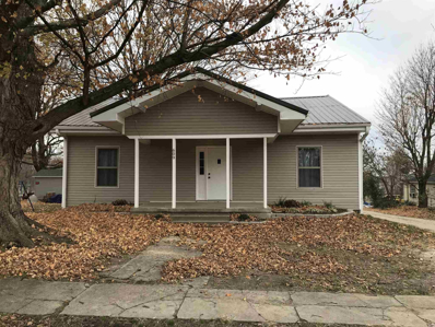 609 W Main St, Bruceville, IN 47516 - #: 201851403