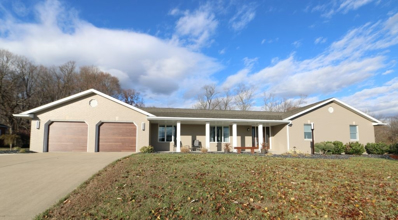 1660 W Gregory Lane Street, Jasper, IN 47546 - #: 201851859