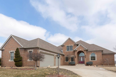 10117 Glynwater Court, Granger, IN 46530 - #: 201852046