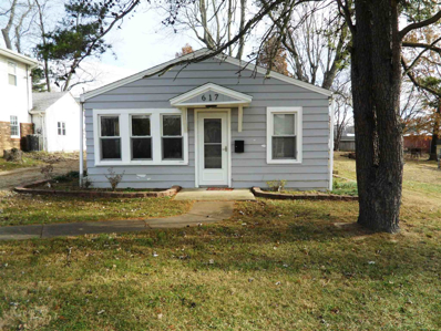617 VanNess Avenue, Evansville, IN 47712 - #: 201852200