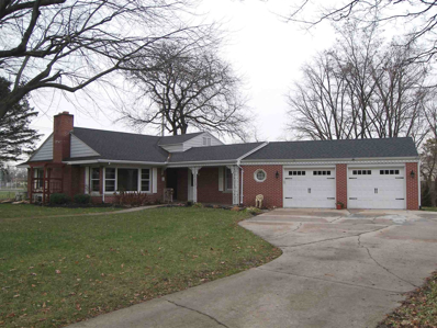 119 Hilltop Drive, Columbia City, IN 46725 - #: 201852315