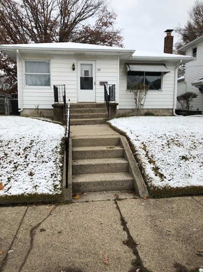 809 E Irvington Avenue, South Bend, IN 46614 - #: 201852710