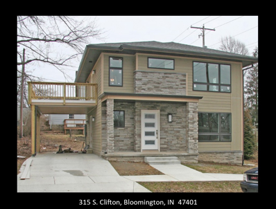 300 Blk S Clifton Ave., Bloomington, IN 47401 - #: 201852821