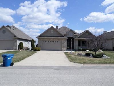 804 Spring Meadow Farm Drive, Middlebury, IN 46540 - #: 201852926
