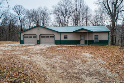 3890 S County Road 1000 W, French Lick, IN 47432 - #: 201853387