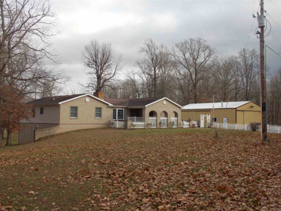 1924 Hollace Chastain Road, Mitchell, IN 47446 - #: 201853538