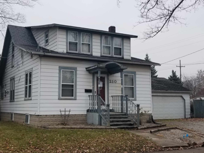 210 E 14TH Street, Auburn, IN 46706 - #: 201854006