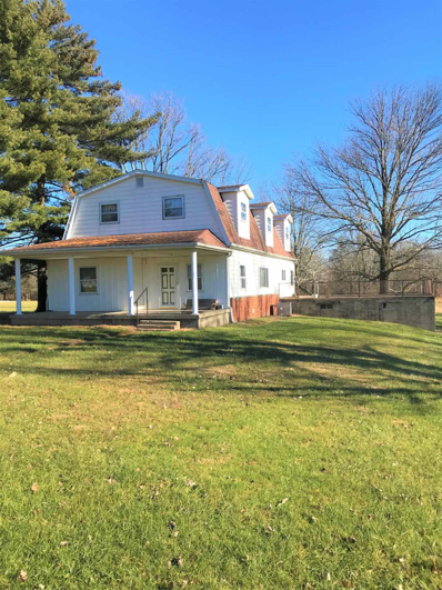 61 S County Rd. 800 E., Dugger, IN 47882 - #: 201854224
