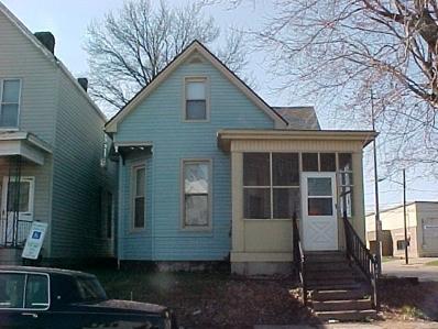 401 E Michigan Street, Evansville, IN 47711 - #: 201854334