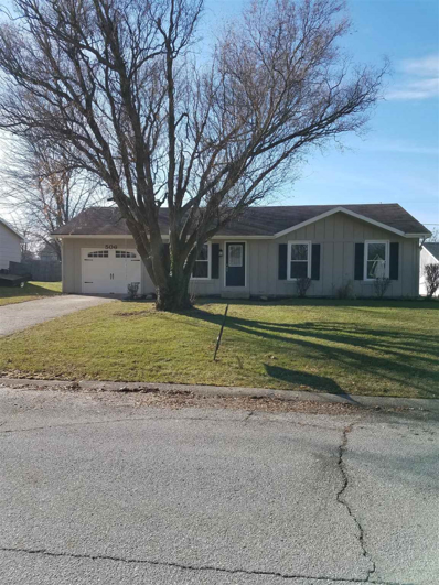 506 Wood Creek Drive, Ossian, IN 46777 - #: 201854375