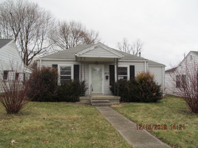 815 E 28TH St Street, Marion, IN 46953 - #: 201854651