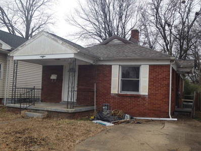 1117 Marshall Avenue, Evansville, IN 47714 - #: 201854947