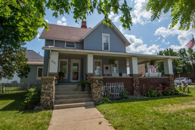201 N Main Street, Nappanee, IN 46550 - #: 201900445