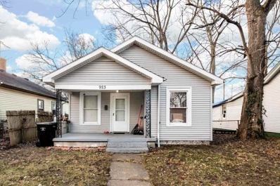 923 N Hill, South Bend, IN 46617 - #: 201900561