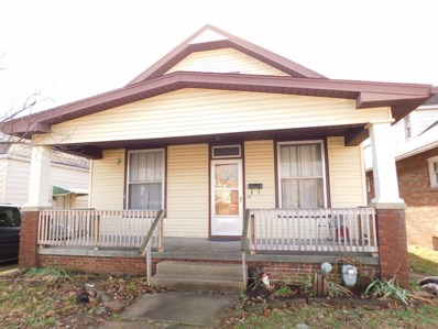 1203 E Delaware Street, Evansville, IN 47711 - #: 201900610