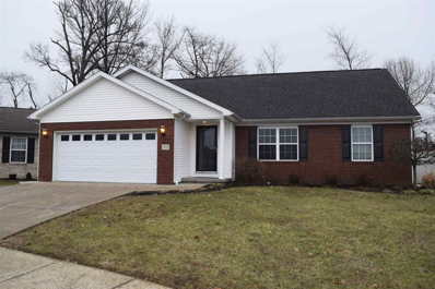 3535 Crater Drive, Evansville, IN 47725 - #: 201900738