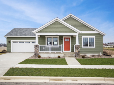 698 Bungalow Drive, Nappanee, IN 46550 - #: 201900907
