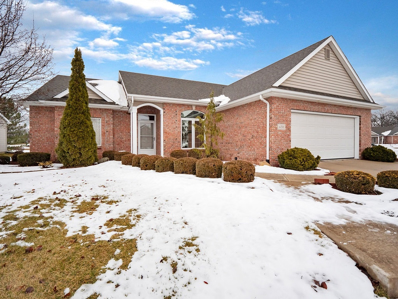 4311 Foxknoll Cove Cove, Fort Wayne, IN 46835 - #: 201901092