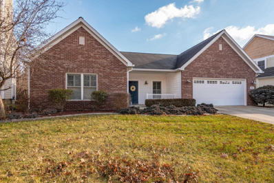 3843 S Mill Stone Court, Bloomington, IN 47401 - #: 201901182