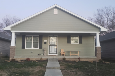 1712 S Governor Street, Evansville, IN 47713 - #: 201901306