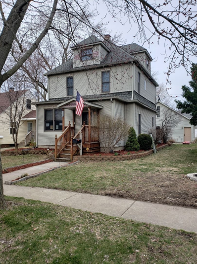 1018 N Center Street, Plymouth, IN 46563 - #: 201902255