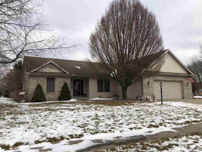 23161 Orchard Ridge Drive, Elkhart, IN 46516 - MLS#: 201902262