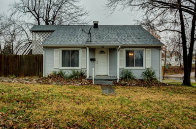 322 N Grove, Oakland City, IN 47660 - #: 201902447