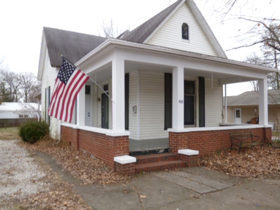 408 S Second Street, Boonville, IN 47601 - #: 201903170