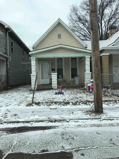 1110 Edgar, Evansville, IN 47710 - #: 201903399