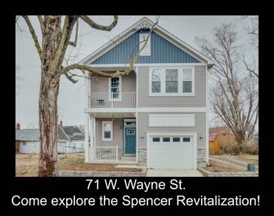 71 W Wayne, Spencer, IN 47460 - #: 201903812